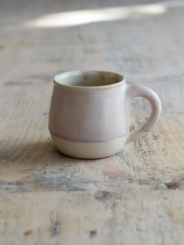 Lulworth Handmade Mug II by Kara Leigh Ford Ceramics