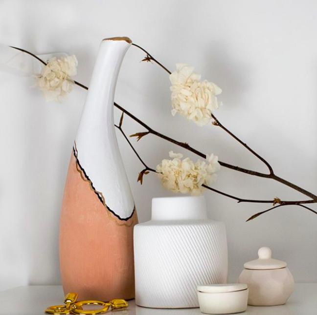 Aya Handmade Ceramic Vase